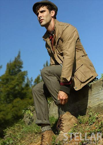 Eric Aragon, Model and Actor Florida
