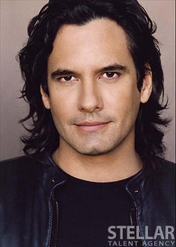 Mario Cimarro, Actor and Model